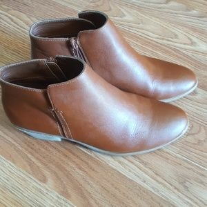 Bass Ankle Boots | Size 7.5